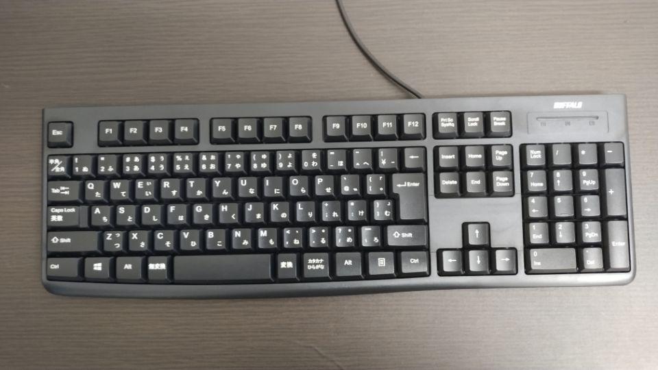 キーボードの用途別のおすすめ「bskbu105bk」