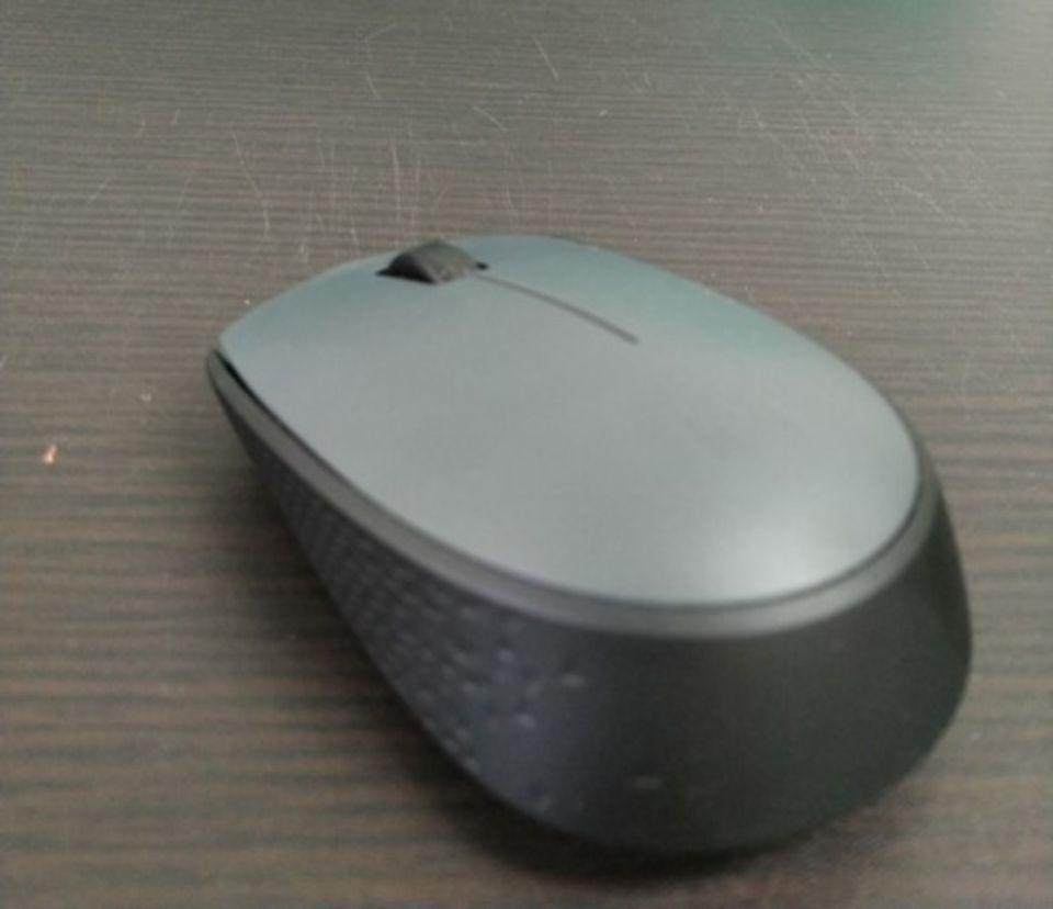 ロジクール「mk235」 シンプルで飽きのこない「マウス」
