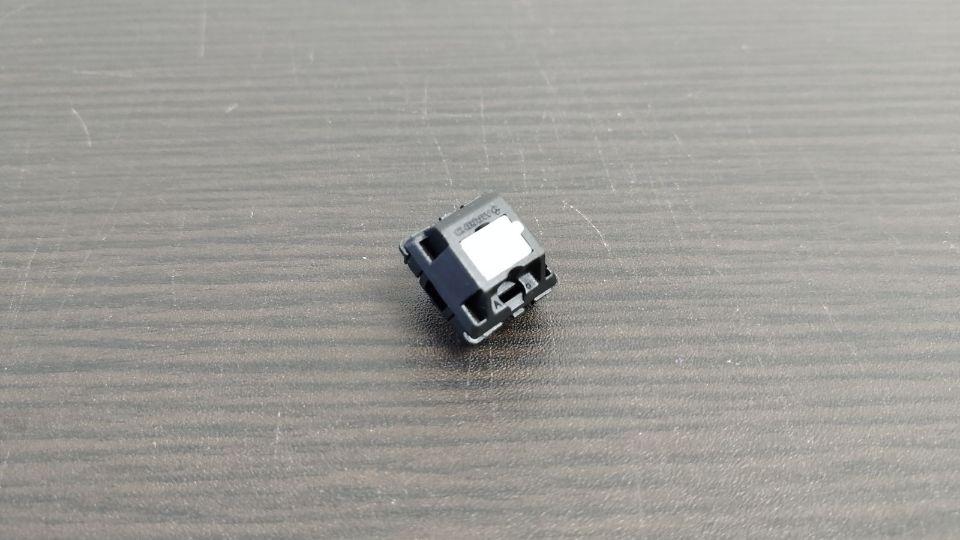 メカニカルキーボードのCherry MX クリア軸