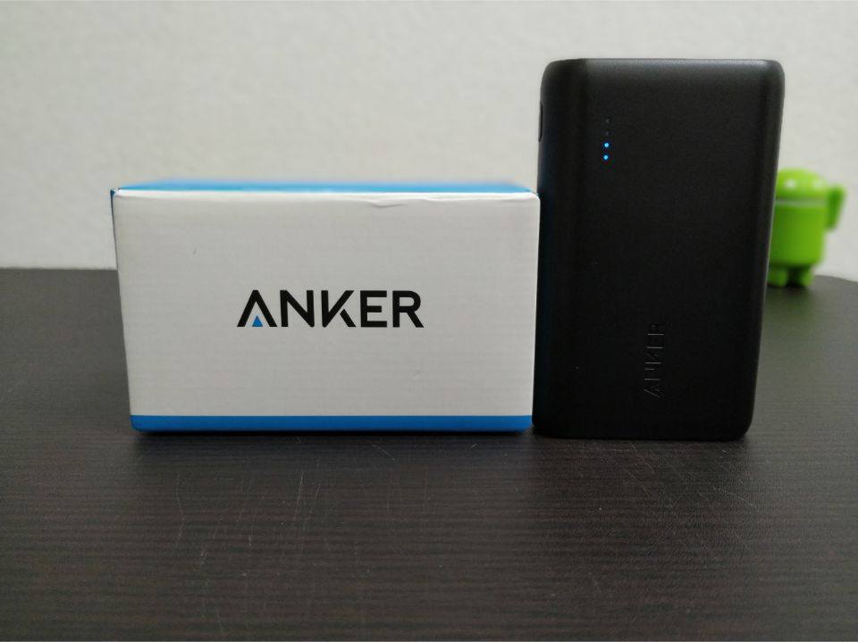 Anker Power CoreSpeed 10000 QC の概要と特徴