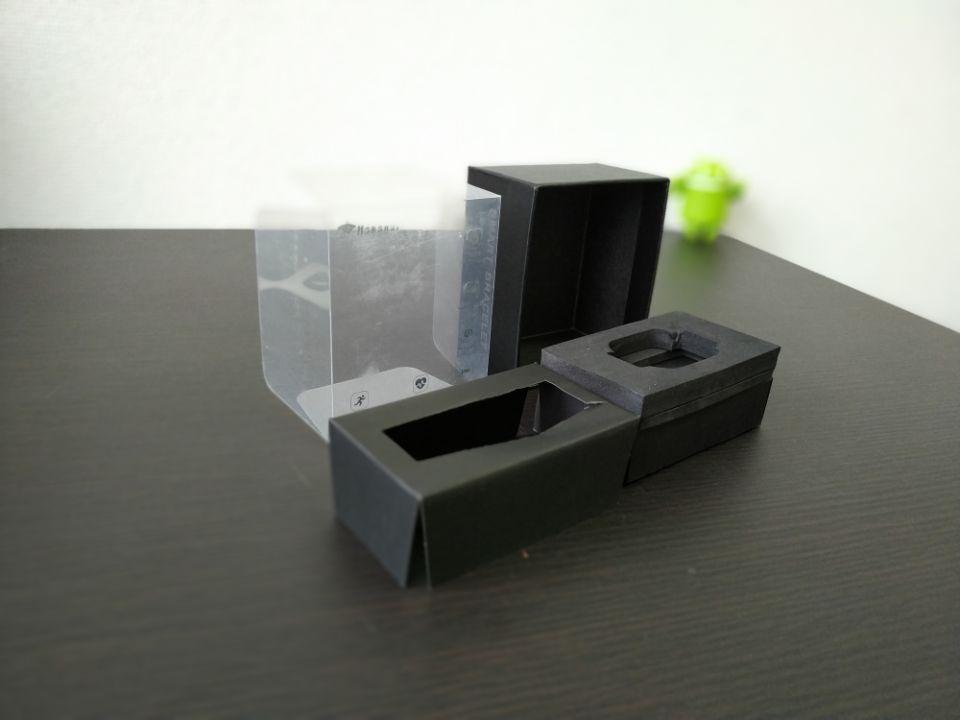 Hokonui スマートウォッチ「CD16」の「内箱」