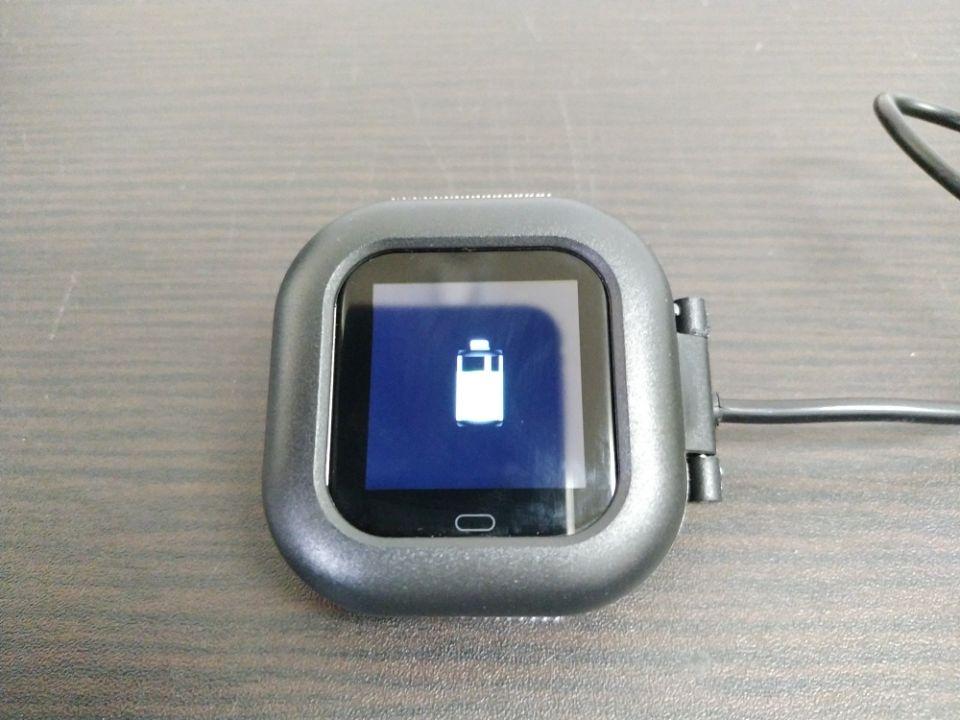 Hokonui スマートウォッチ「CD16」の「専用充電器」