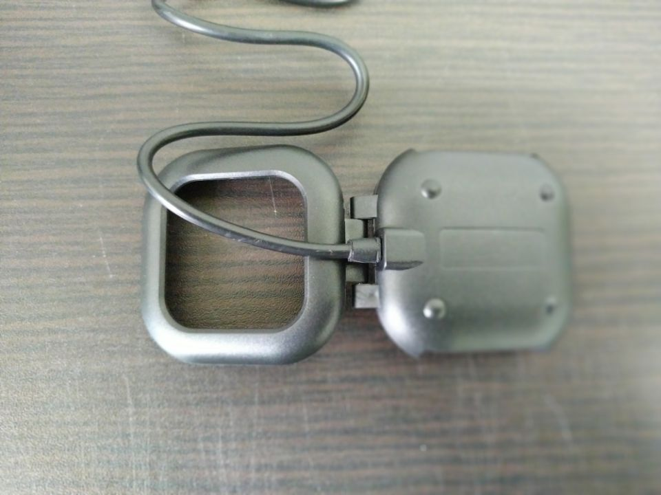 Hokonui スマートウォッチ「CD16」の専用充電器背面