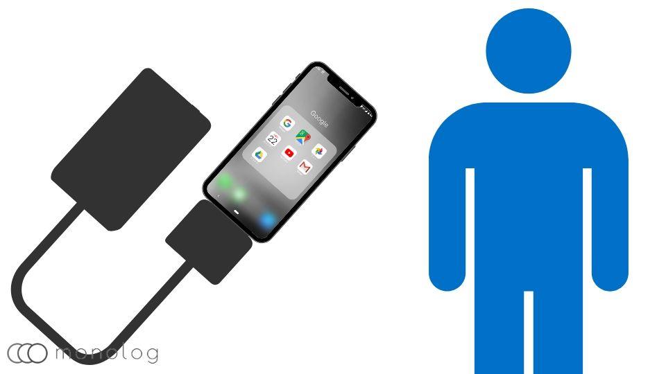 モバイルバッテリーの仕組み