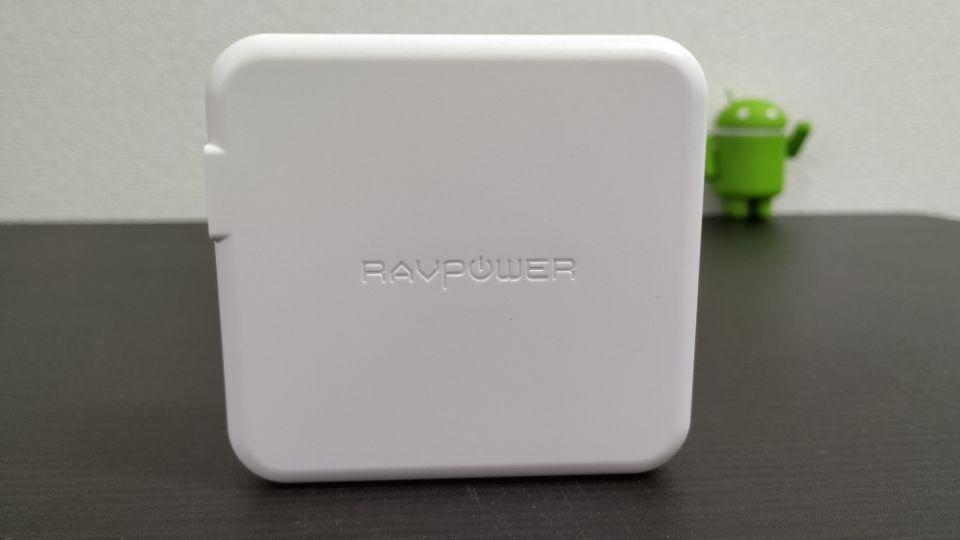 RAVPower「RP-PB125」の「本体」