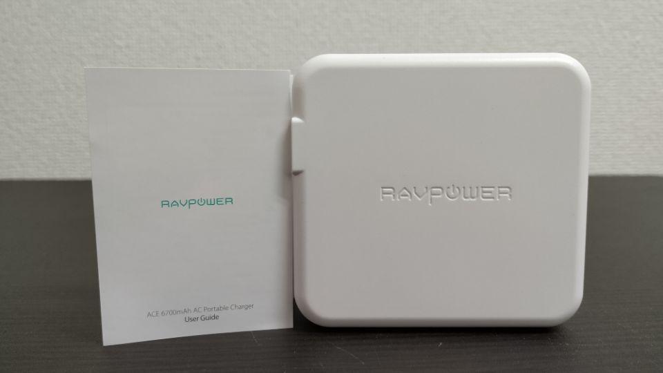 RAVPower 「RP-PB125」のスペック