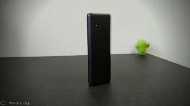 Anker「PowerCore 20100」レビュー!!20100mAhでもコンパクトなモバイルバッテリー!!