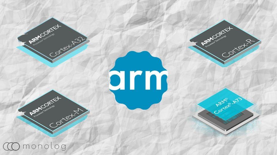 「ARM」のCPUとは?