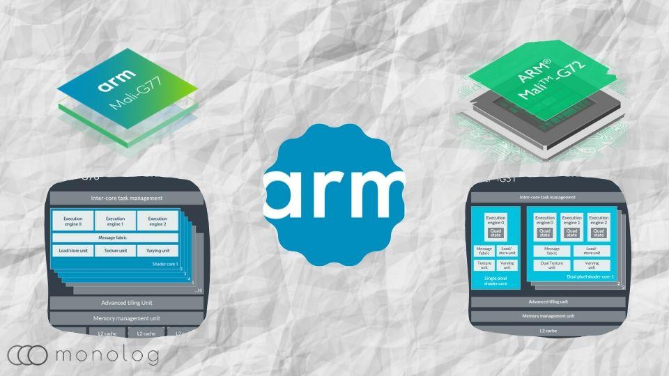 「ARM」のGPUとは?