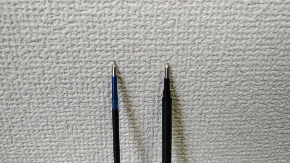 ボールペンの仕組み「チップ」