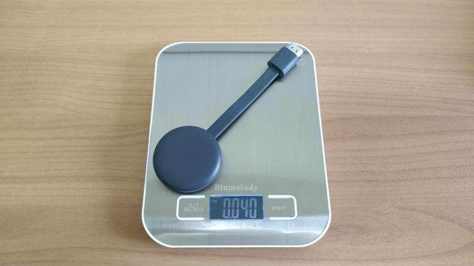 公式通りの「重量」