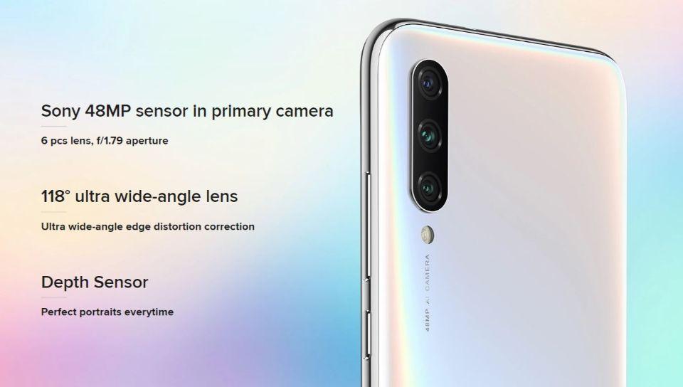 「Xiaomi Mi A3」のカメラ性能