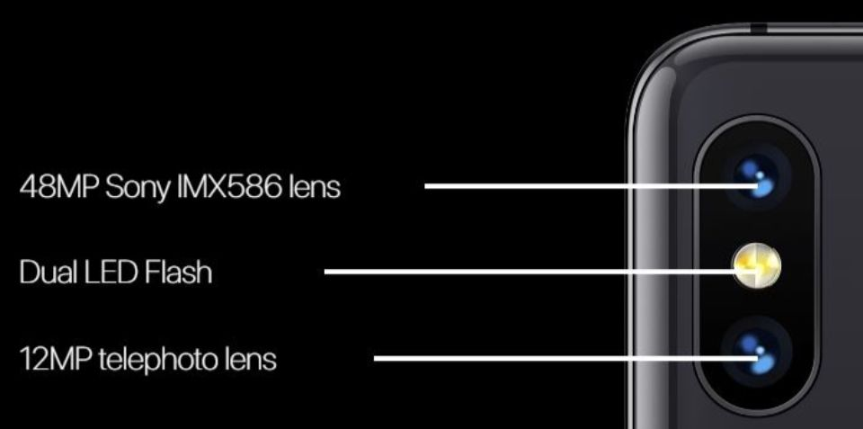 「UMIDIGI S3 Pro」のカメラ性能