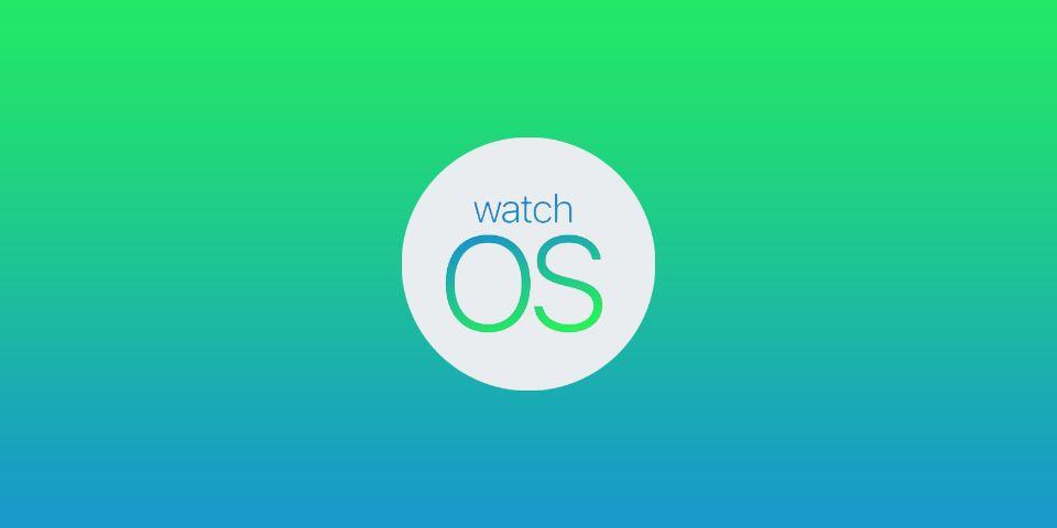 スマートウォッチのOS「watch OS」