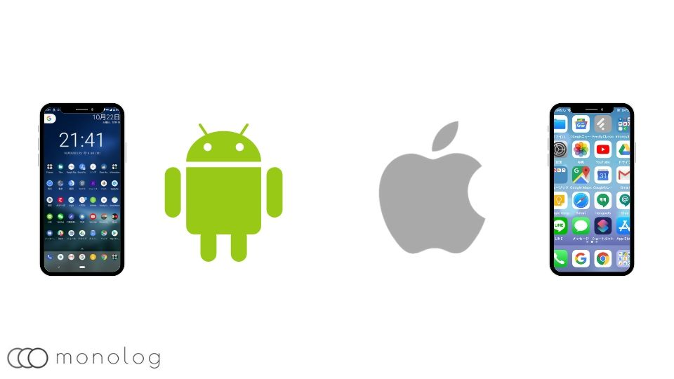 AndroidをiPhone風にするとは?