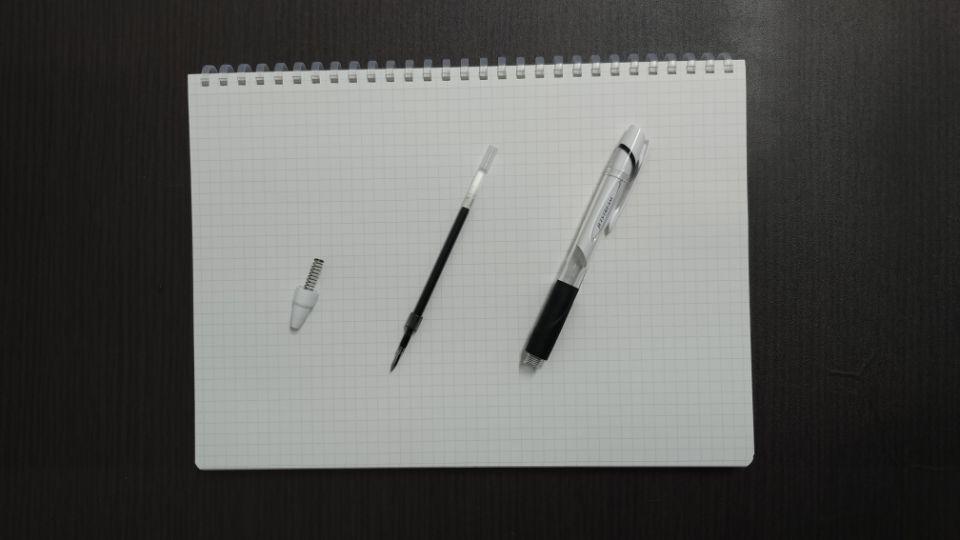 三菱鉛筆「ジェットストリーム スタンダード」概要と特長