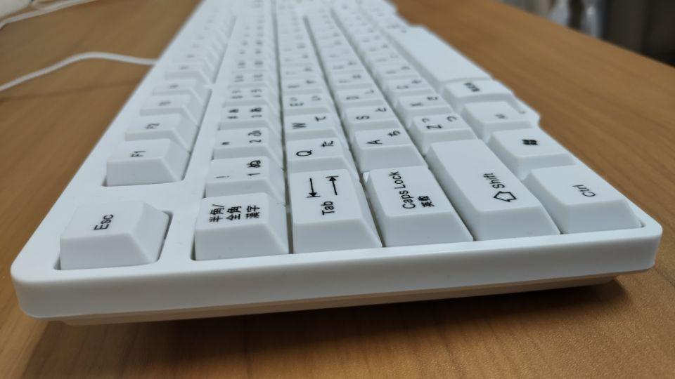 格安キーボードの比較「キー配列とキーピッチ」