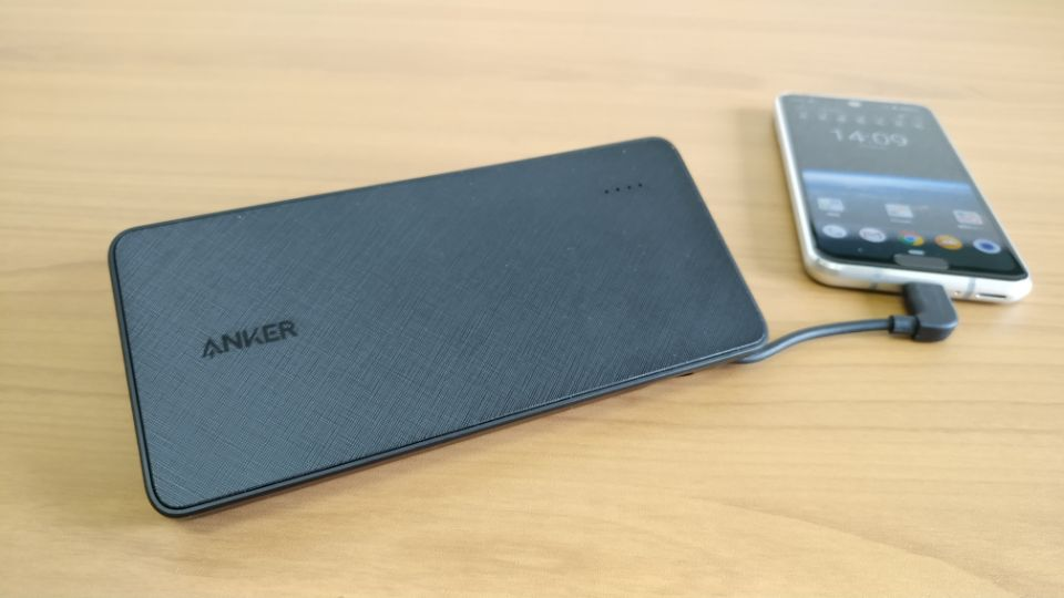 Anker「PowerCore+ 10000 with built-in USB-C Cable」がおすすめの人