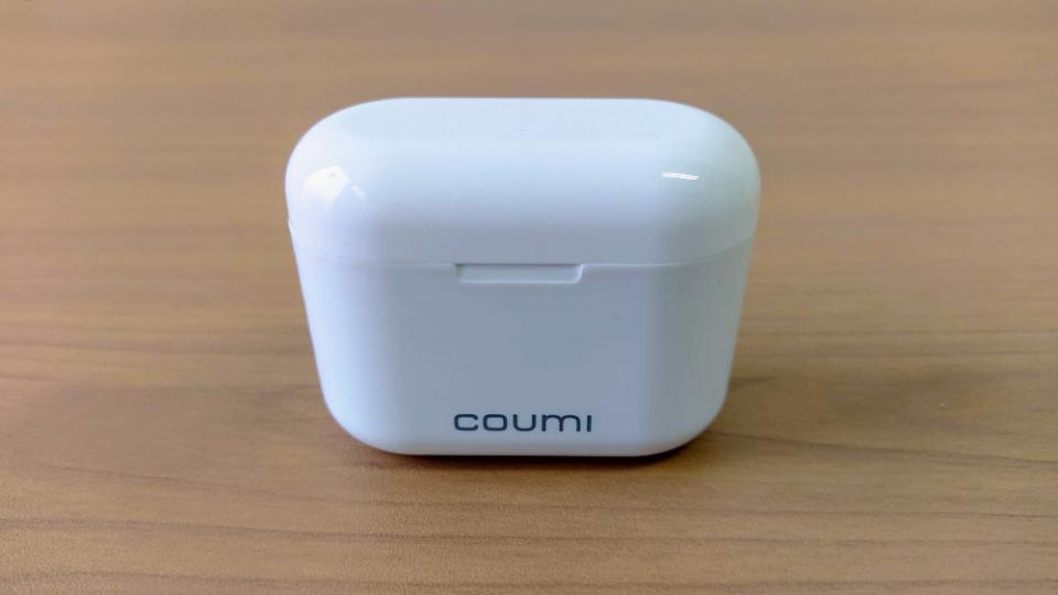 COUMI「Ear Soul TWS-817A」の充電ケース