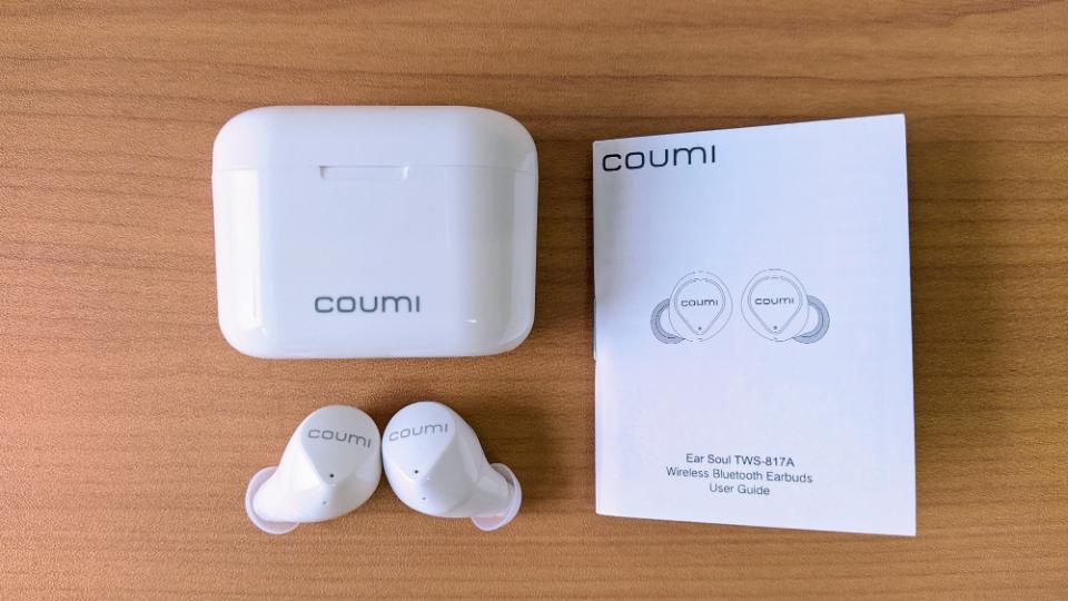 COUMI「Ear Soul TWS-817A」のスペック