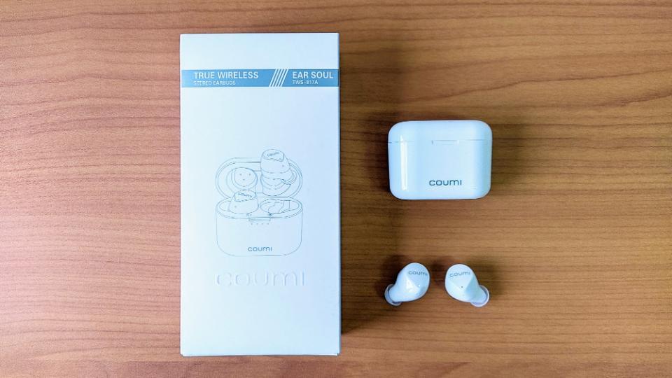 COUMI「Ear Soul TWS-817A」の概要と特長