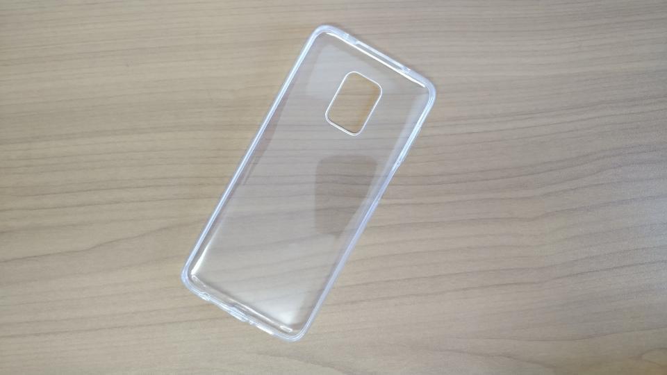 Xiaomi「Redmi Note 9S」の「TPUケース」