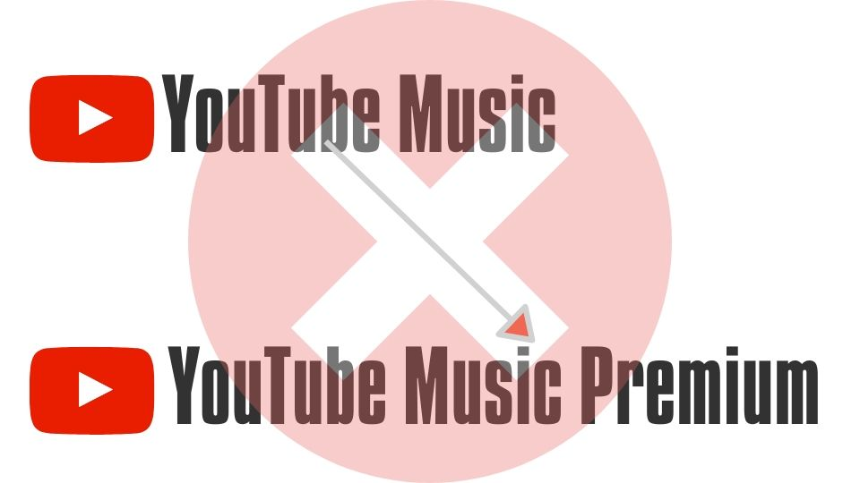 「YouTube Music Premium」への移行させない方法
