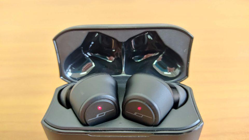 JPRiDE「TWS-520」の「本体のLEDランプ」