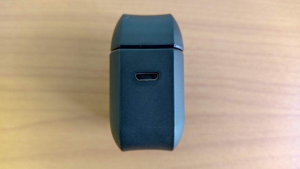 JPRiDE「TWS-520」の「インターフェース」