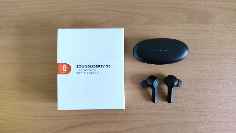 TaoTronics「SoundLiberty 53」の概要と特長