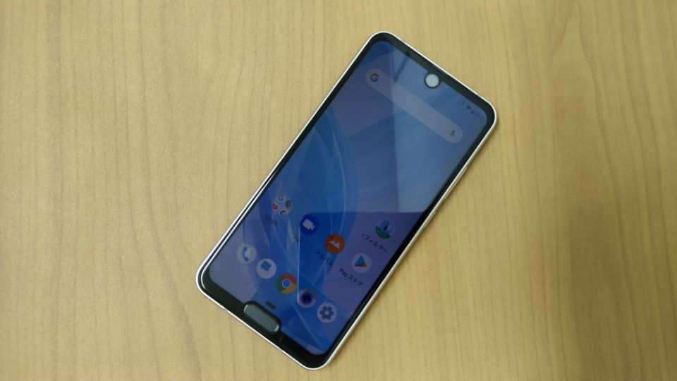 SHARP「AQUOS R2 Compact」がおすすめな人