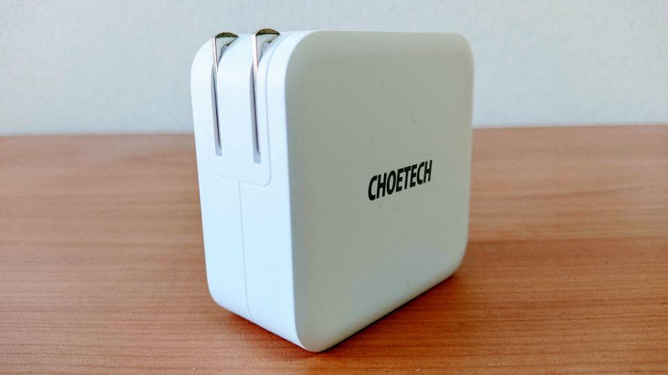 CHOETECH「PD6008」の本体