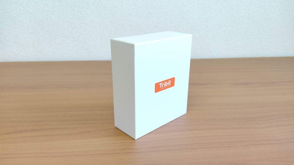 Tribit「Flybuds 1」の外箱