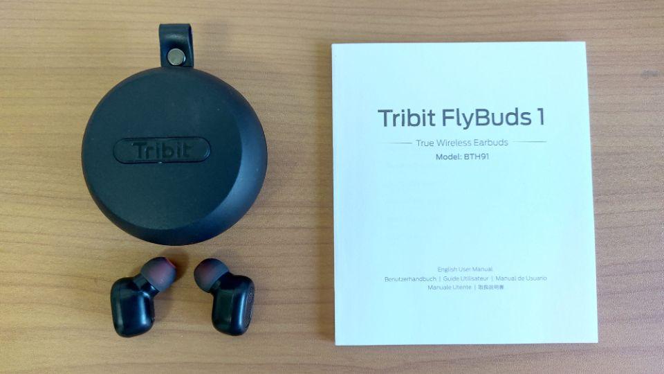 Tribit「Flybuds 1」のスペック
