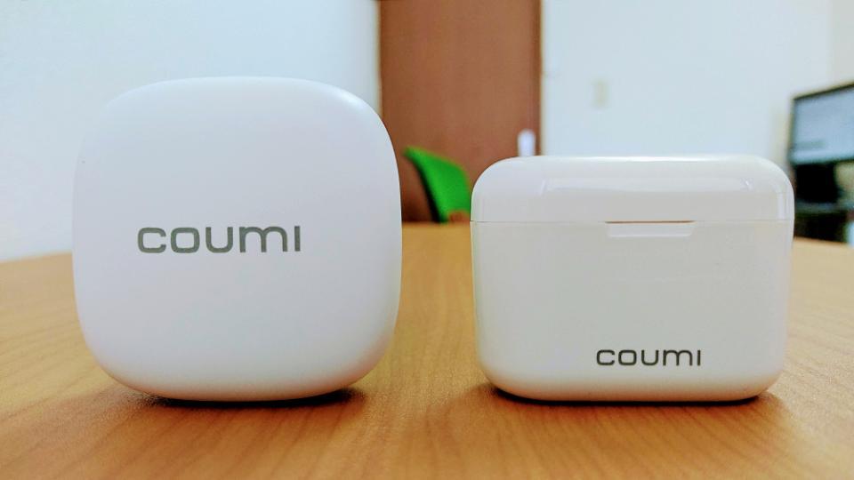 COUMI「Ice dropTWS-817K」と「Ear Soul TWS-817A」の比較