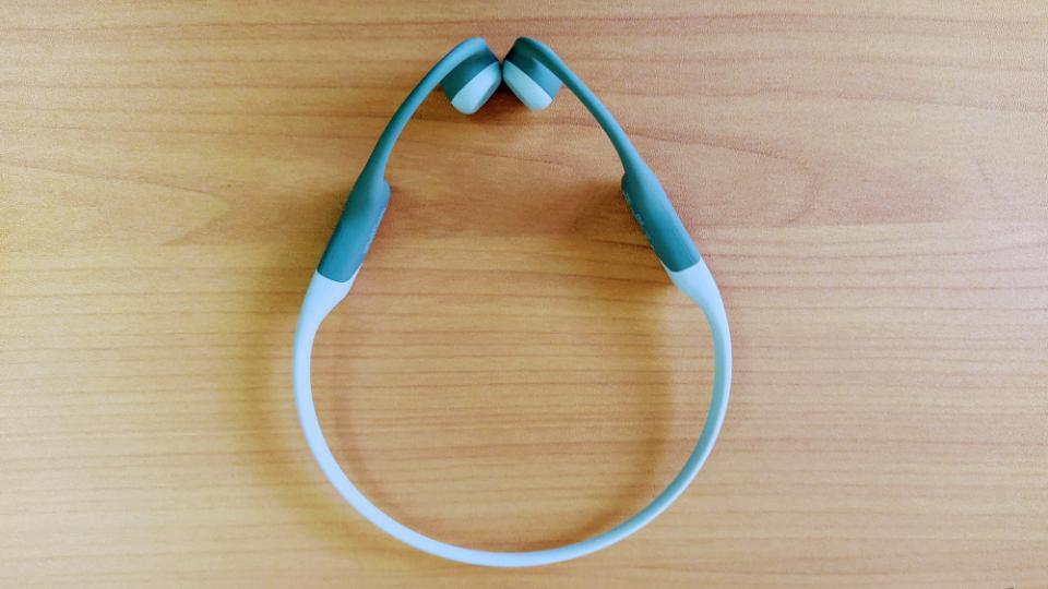 AfterShokz「AEROPEX」の本体