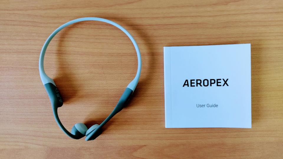 AfterShokz「AEROPEX」のスペック