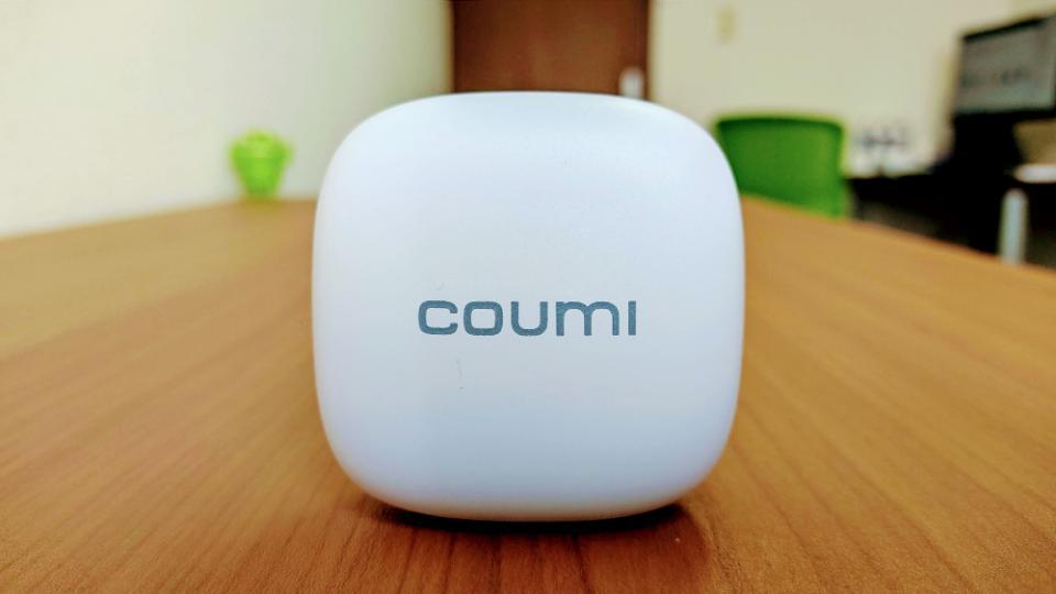 COUMI「Ice dropTWS-817K」の充電ケース