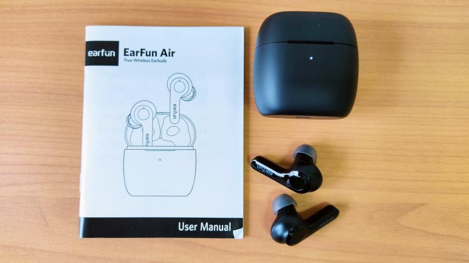 「EarFun Air」のスペック