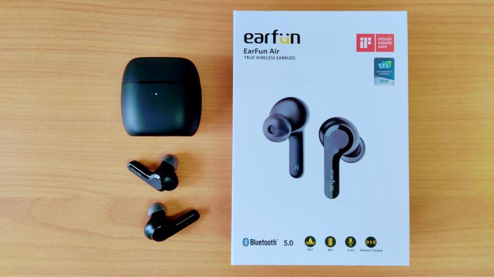 「EarFun Air」の概要