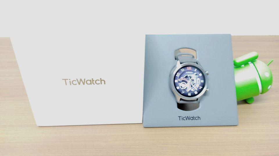 mobvoi「TicWatch C2」の概要と特長
