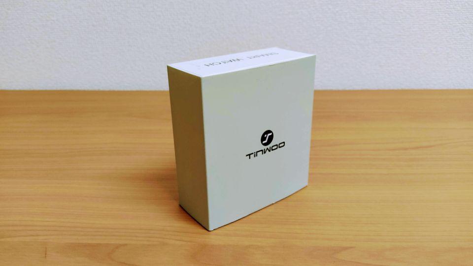 「Tinwoo T20W」の外箱