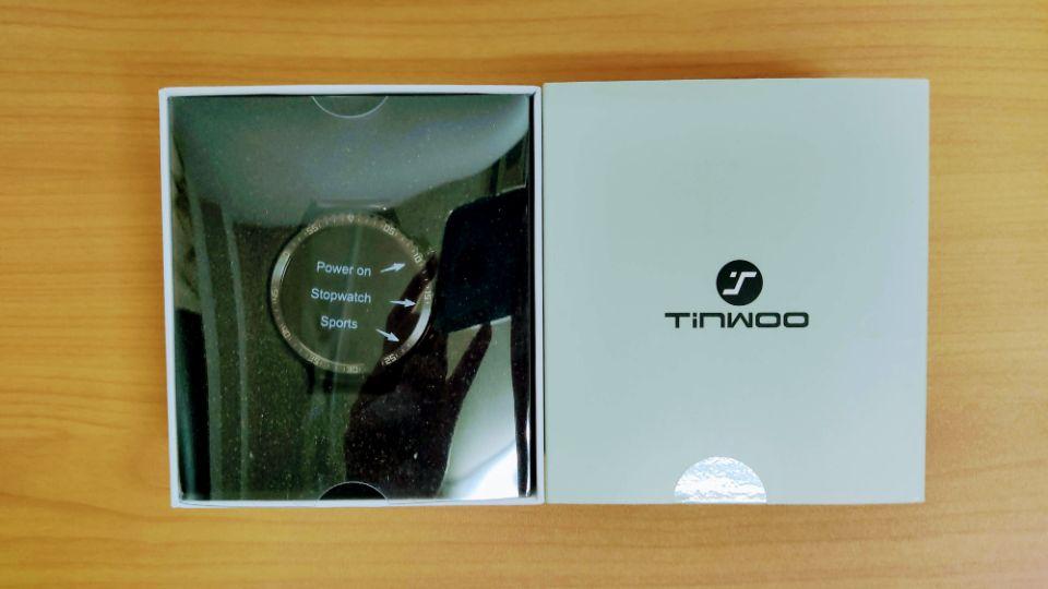 「Tinwoo T20W」の内箱