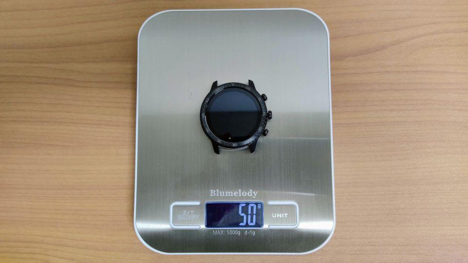 「Tinwoo T20W」の本体重量