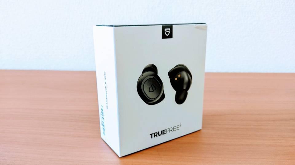 SoundPEATS「TrueFree 2」の外箱