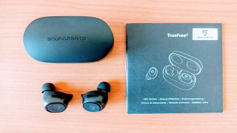 SoundPEATS「TrueFree 2」のスペック