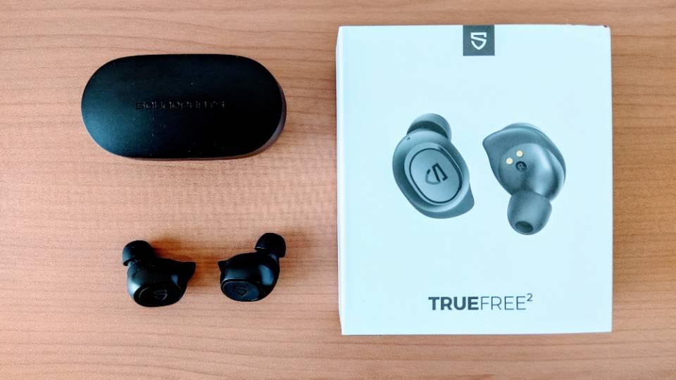 SoundPEATS「TrueFree 2」の概要