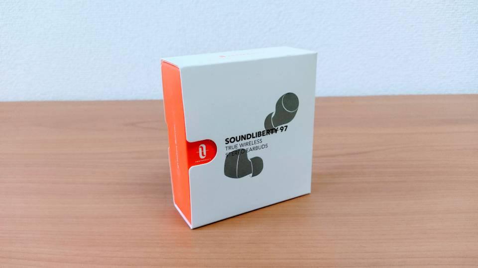 TaoTronics「SoundLiberty 97」の外箱