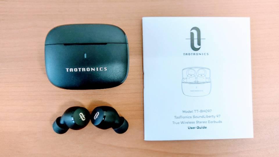 TaoTronics「SoundLiberty 97」のスペック
