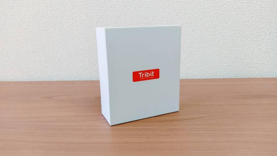 Tribit「FlyBuds NC」の外箱